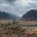 Долина реки Чулышман. Иногда погода была и такой.. Правда, недолго - всего пару раз за поездку ..