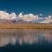 Чуйская степь, Курайский хребет, безымянное озеро