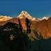 Непал. Гималаи. Восьмитысячник Анапурна (8091м) и Южная Анапурна (7219м)