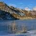 И даже зимой красиво Былымское озеро