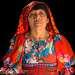 Снято в частном домике на острове Плайя Чико ( Карибский бассейн), женщина племени Куна. Индейцы племени Куна обитают на побережье Панамы и Колумбии, и полностью сохранили свой уклад жизни и оригинальные костюмы.
