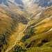 В сентябре и  октябре альпийские луга чрезвычайно живописны.