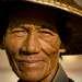 Пожилой крестьянин из Мингуна.