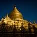 Золотая пагода Швезигон, Баган.