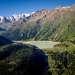 Горная система Заилийского Алатау. Большое Алматинское озеро.