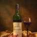 С красным вином