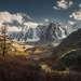 Россия : Алтай : Верхнее Шавлинское озеро