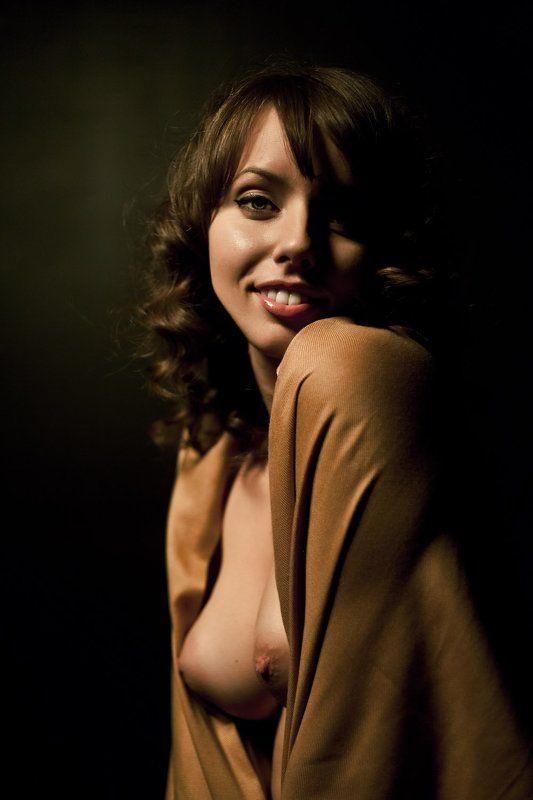 девушка, ню, обнаженная натура, красота, портрет Откровение...photo preview