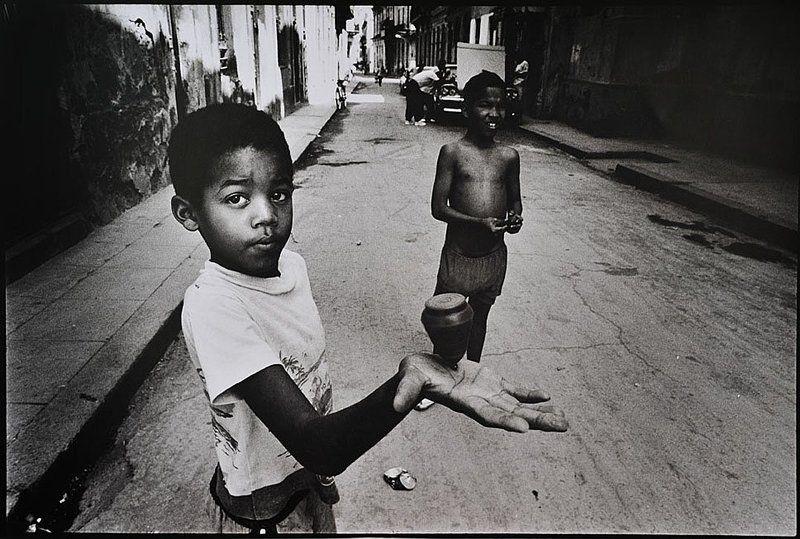 Cuba, Boy with topphoto preview