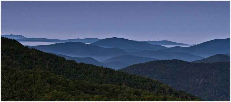 горы, приморье Methylenum coeruleumphoto preview
