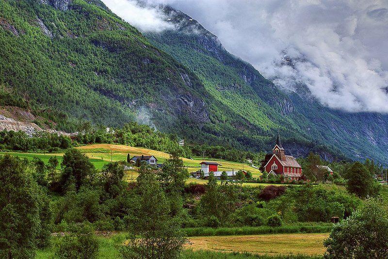 Норвегия , Олденphoto preview