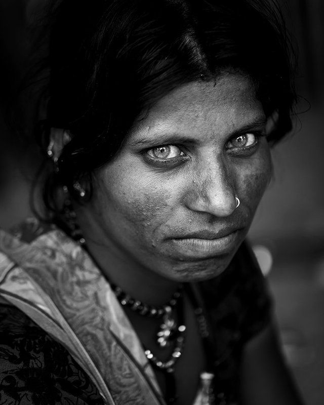 Portrait of Rajasthani Woman !!!photo preview
