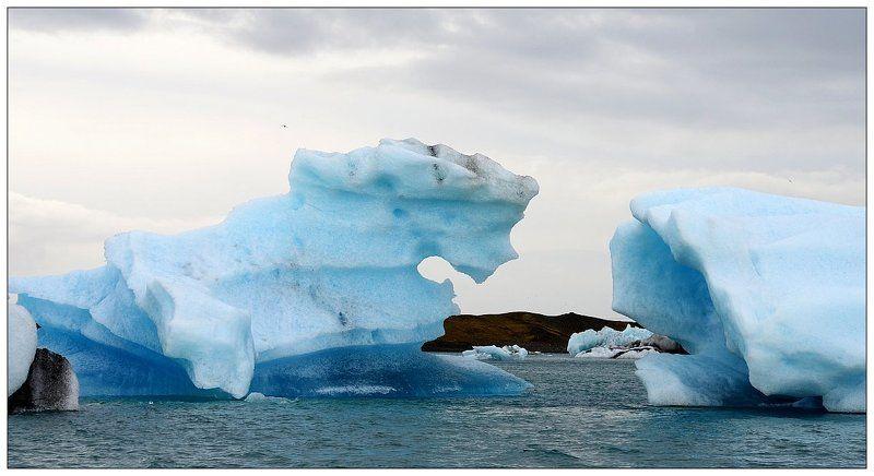 исландия Ледяной сфинксphoto preview