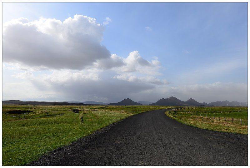 исландия Дорогаphoto preview