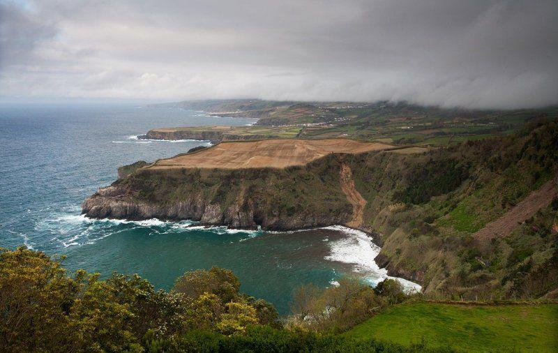Azores, Portugal Santa Iria soundphoto preview