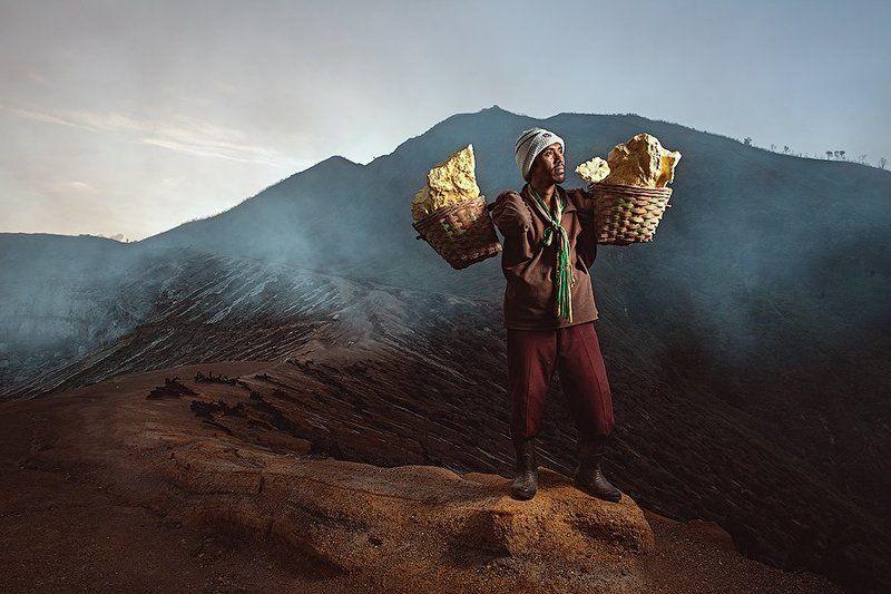 Индонезийский горняк.photo preview