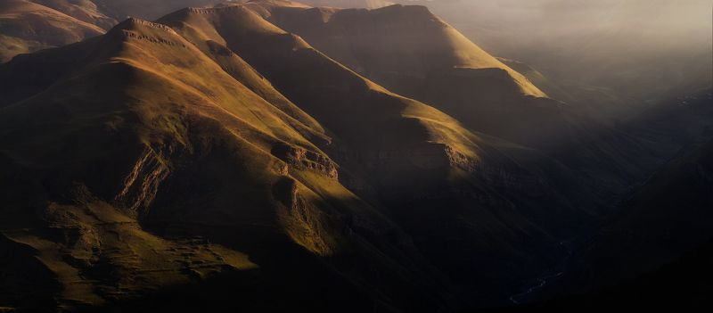 Где- то в горах Дагестана.photo preview