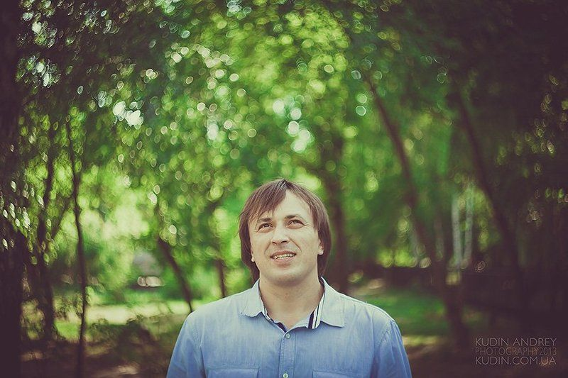 Мужской портрет, Портрет Рома.photo preview