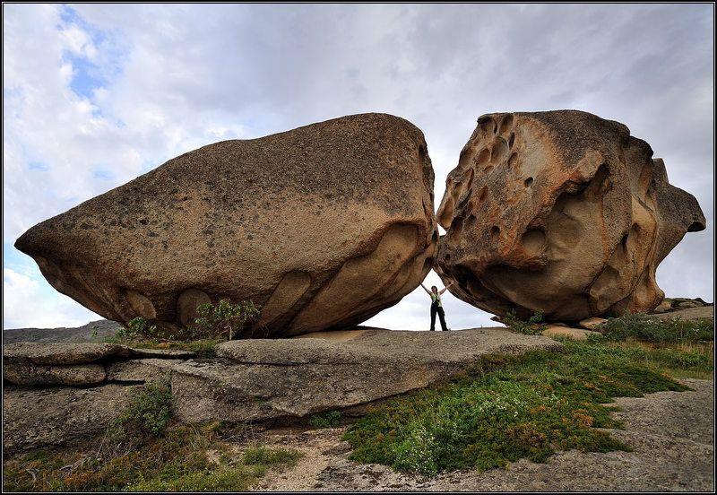 Камни Дубыгалинского озераphoto preview