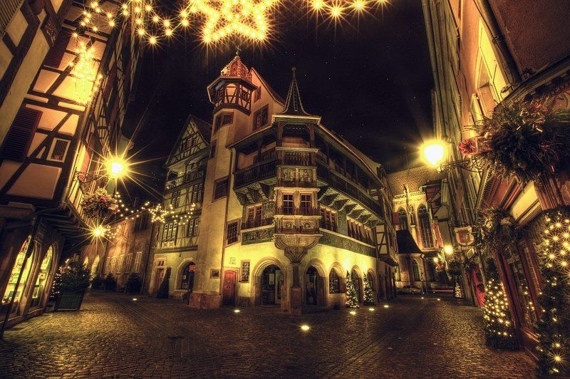 Alsace, Canon EF 16-35 mm f/2.8L USM, Canon EOS 5D Mark II, Colmar, Family garden, France, Home Alone, La maison Pfister, Manfrotto 190CXPRO4, Merry Christmas, Vint26, Zaporozhenko vitaly & julia That Gingerbread Feelingphoto preview