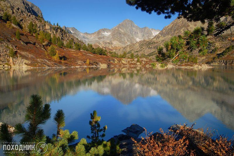 озеро Дарашколь, Горный Алтайphoto preview