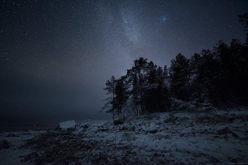 На просторах бесконечной Вселенной.photo preview