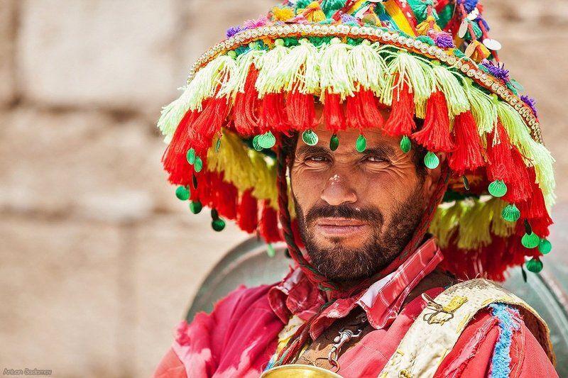 марокко, водонос Марокканцы - водоносыphoto preview