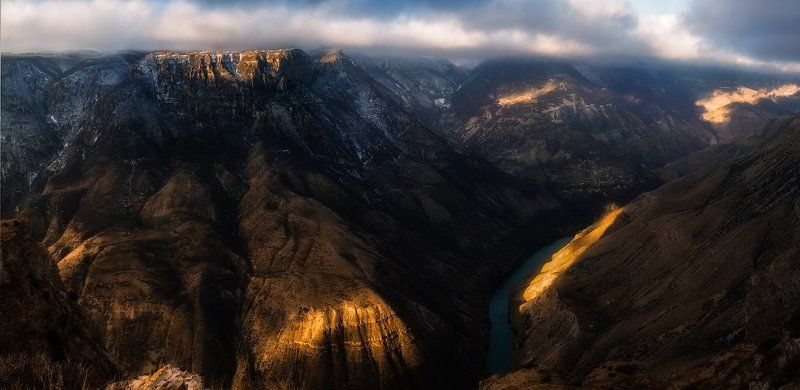 Сулакский каньон.photo preview