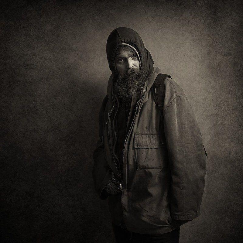 Мужской портрет 3photo preview