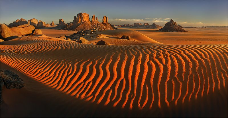 сахара, алжир В сердце Сахарыphoto preview