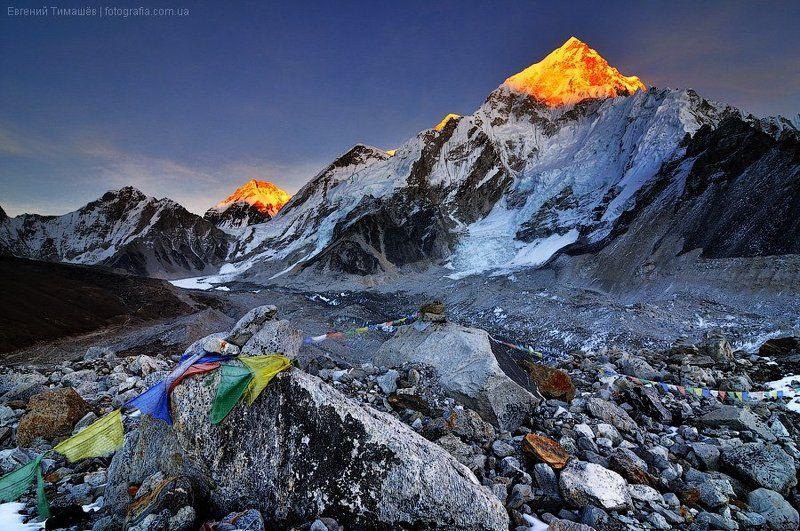 гималаи, горы, непал Горак-Шепphoto preview
