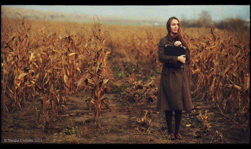 Осень в моей голове...photo preview