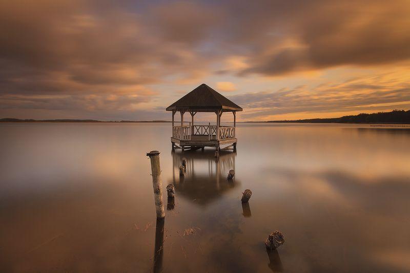 Lake Miedwie..photo preview