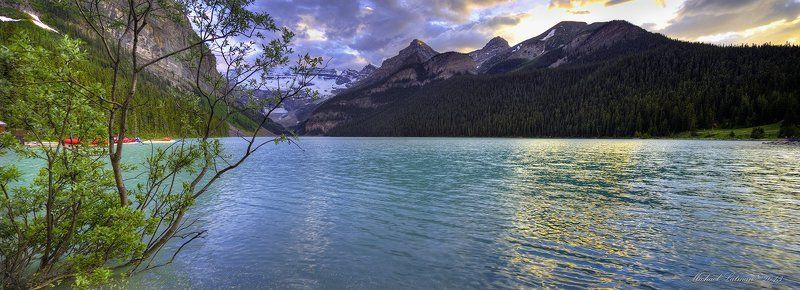 Lake Louise.Summer.photo preview