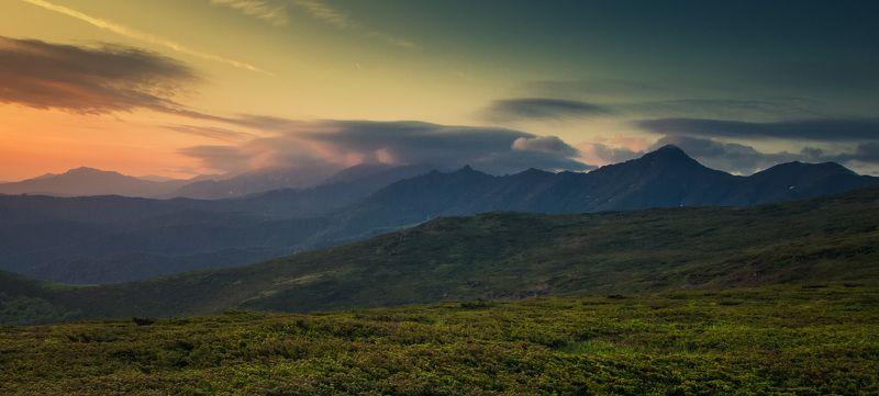 Ambarica Hut, Cental balkan national park, Landscape photo preview