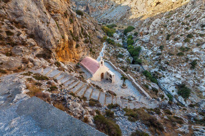 Греция, Крит, Ущелье Критphoto preview