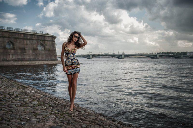 девушка, портрет, гламур, лето, шик, питер, Schickphoto preview