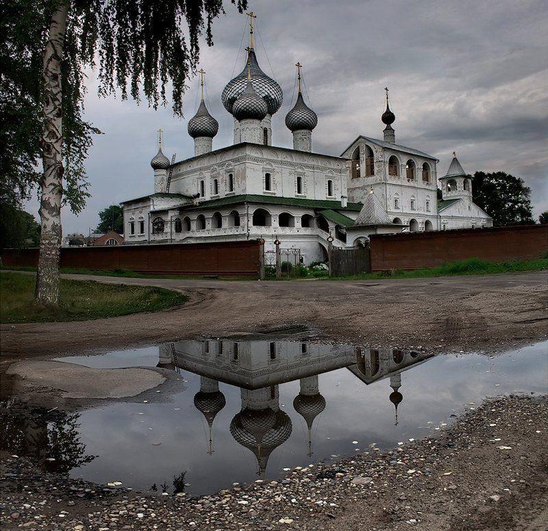 Архитектура русских городов - Углич.photo preview