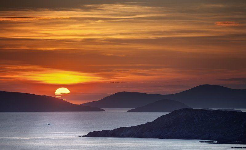 Atlantic sunsetphoto preview