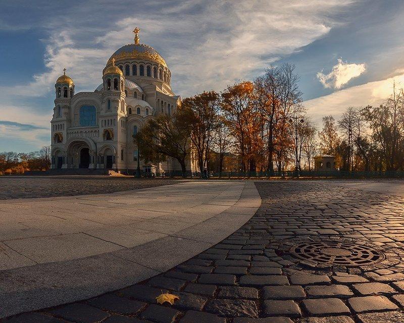 Кронштадтская осеньphoto preview