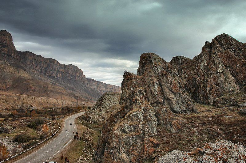 Дорога на Эльбрусphoto preview