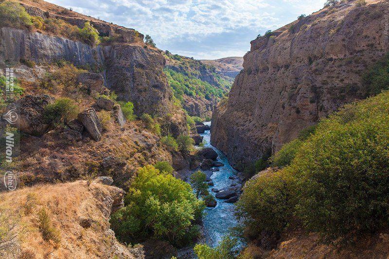 Ущелье Аксу, Заповедниик Аксу-Жабаглы, сентябрь 2014 г.photo preview
