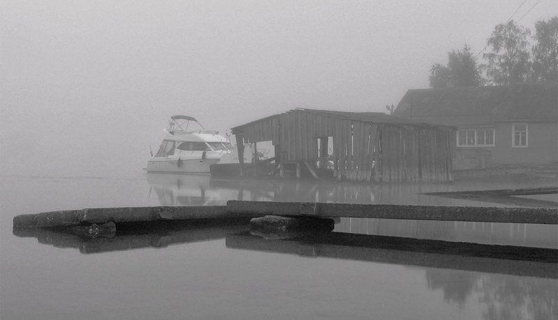 Свирь. Туманphoto preview