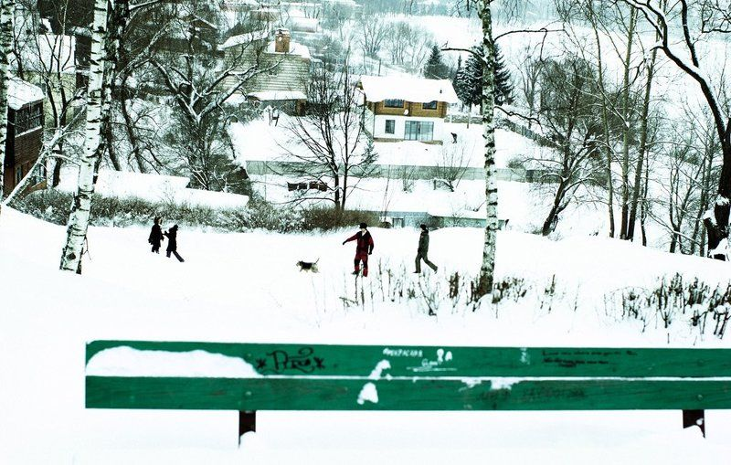 Зима в Тарусеphoto preview