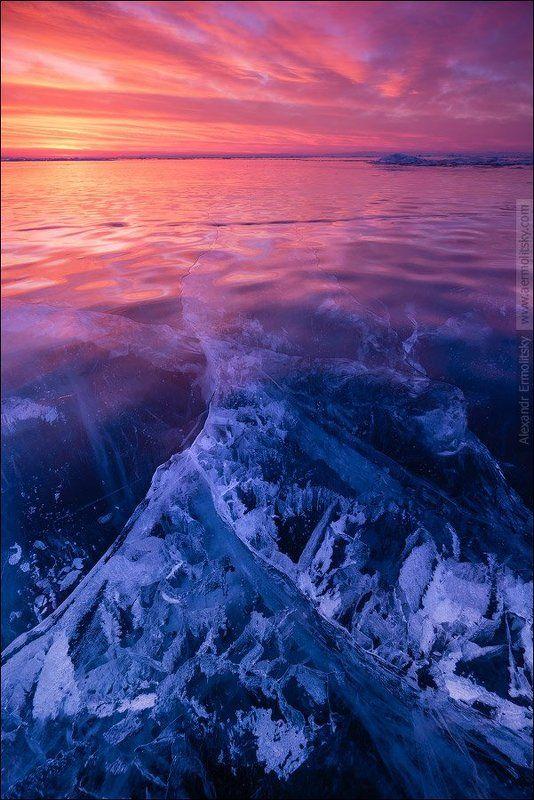 Baykal, Байкал ~ Лёд и Пламя ~photo preview