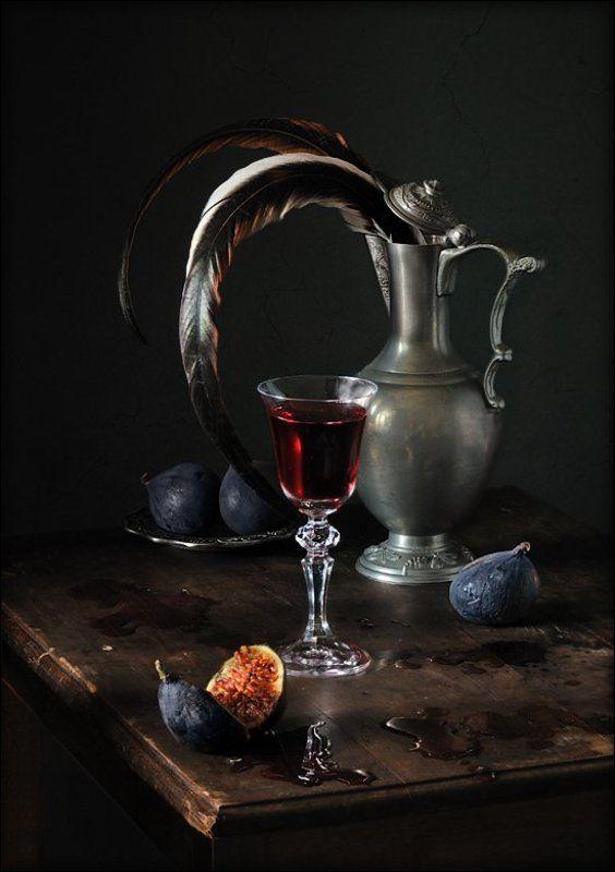С вином и инжиромphoto preview