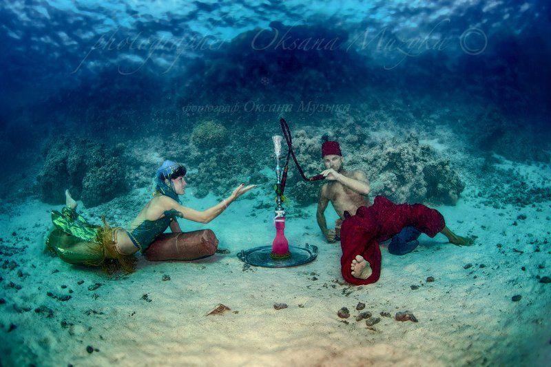 1000 и 1 подводная ночь.photo preview