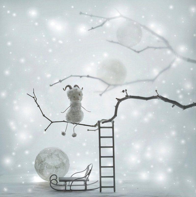 Год Овцы, Настроение, Натюрморт, Новый год Невозможное - возможно?...)photo preview
