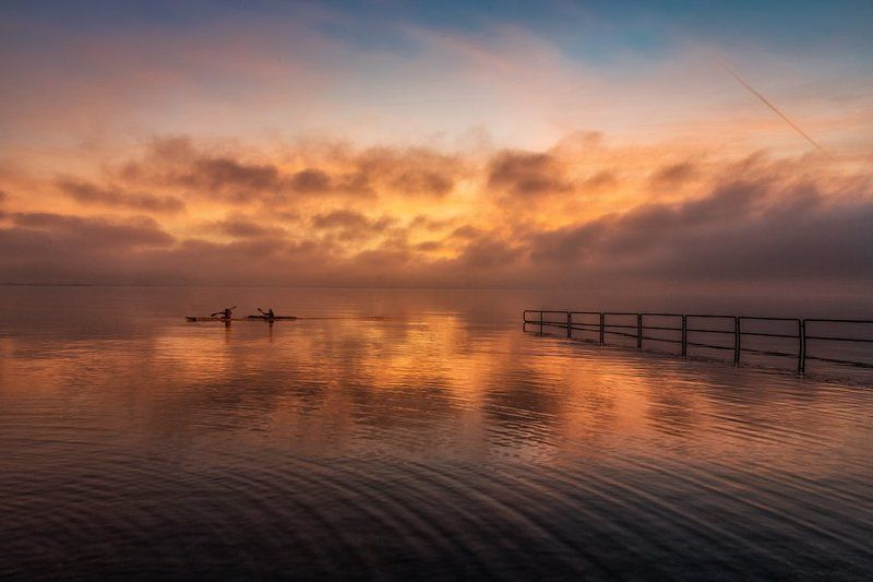 Lake Constance in Januaryphoto preview
