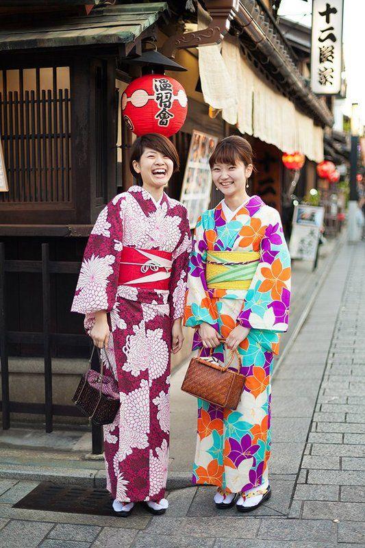 Азия, Девушки, Киото, Портрет, Уличный портрет, Япония Киотоphoto preview